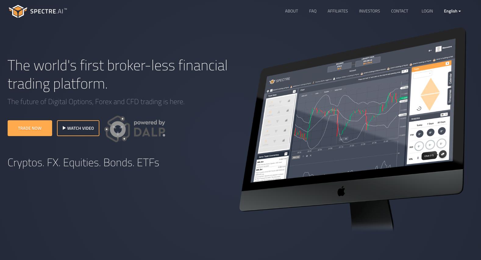 SPectre-trading-platform